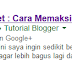 Template Blog SEO Friendly Ala Mas Sugeng