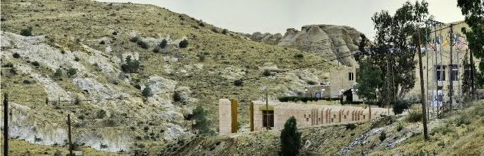 LEAF Awards 2014, Una puerta de entrada a Petra, Wadi Musa, Jordania