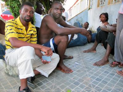 Mais de 500 imigrantes haitianos irregulares entraram no Brasil em três dias