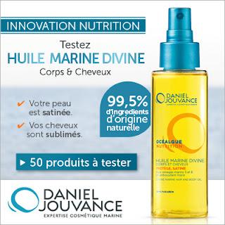 20 Huiles Marine Divine