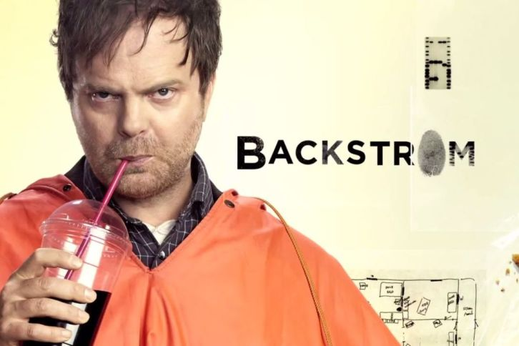 Backstrom - Cancelled