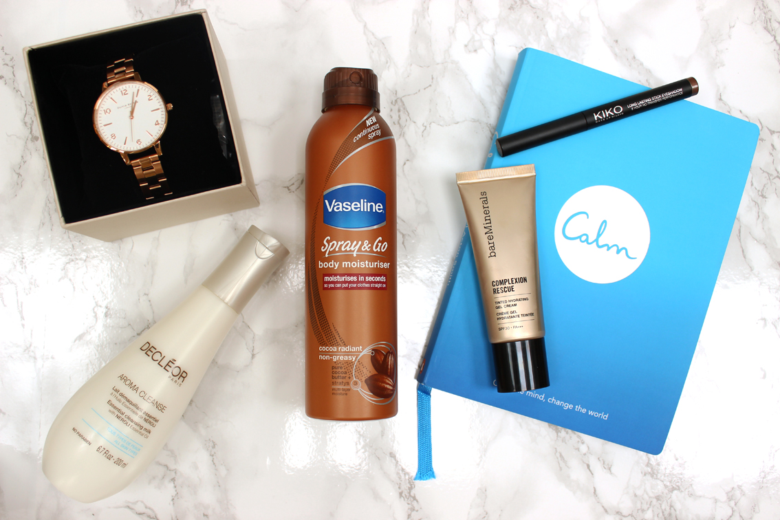 Favourite Products for August