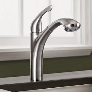 The Hansgrohe 04076860 Allegro E Single Hole Kitchen Faucet review