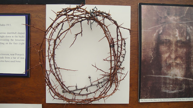 Crown of thorns like Jesus wore on his head