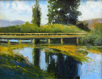 """Snake River Footbridge"" - For Sale - Contact Warren"