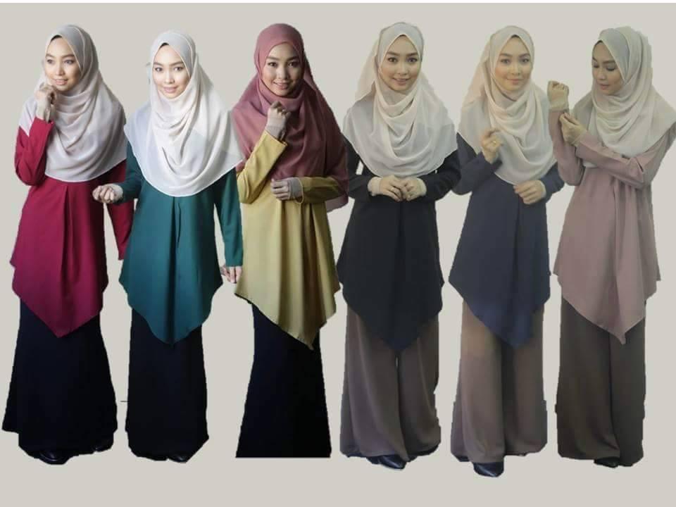 Cantik, Murah & Menawan. Blouse Siti Umairah Sangat MAnis & Menawan