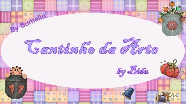 Cantinho da Arte by Bidu