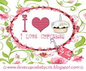 I LOVE CUPCAKE BY CRIS
