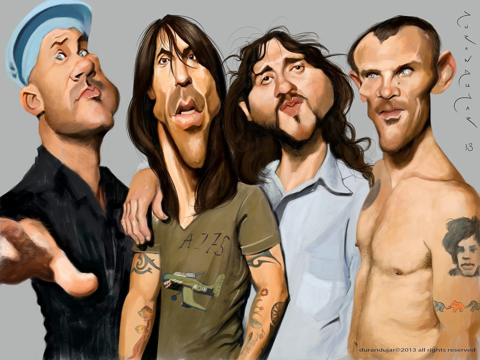 red hot chilli peppers - photo #21