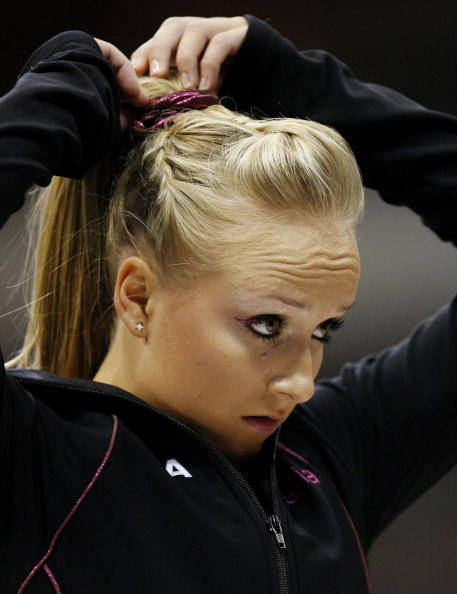 Hairstyles For Long Hair Gymnastics : THE BEST NASTIA LIUKIN HAIR STYLE