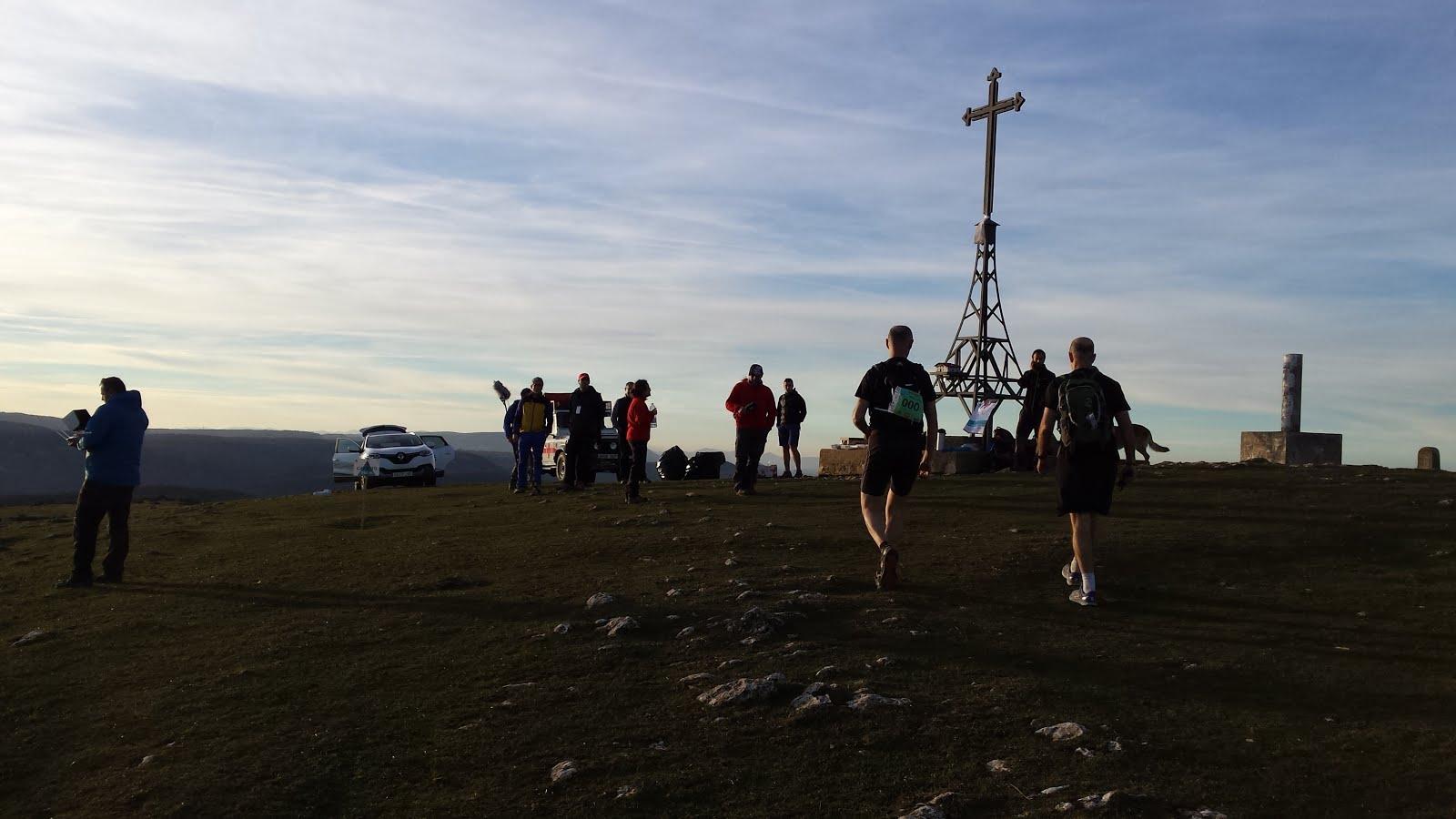 BUTS Bilbo - Gasteiz: 110 km / 5400 mD+
