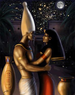 Amor do Egito !