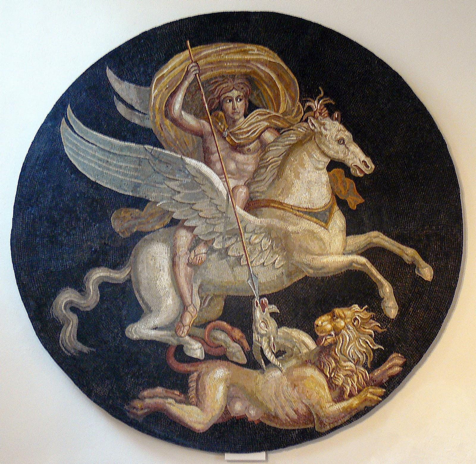 Farfalle eterne io e la mitologia greca - Mitologia greca mitologia cavallo uomo ...