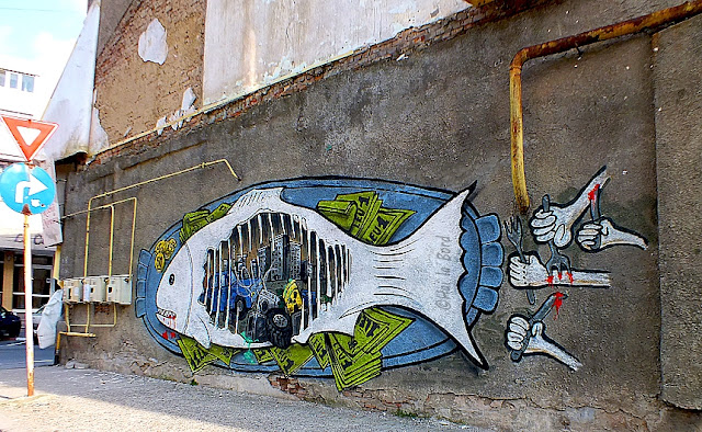 graffiti galati