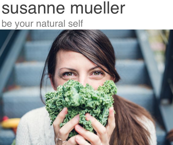 Susanne Mueller Yoga and Nutrition