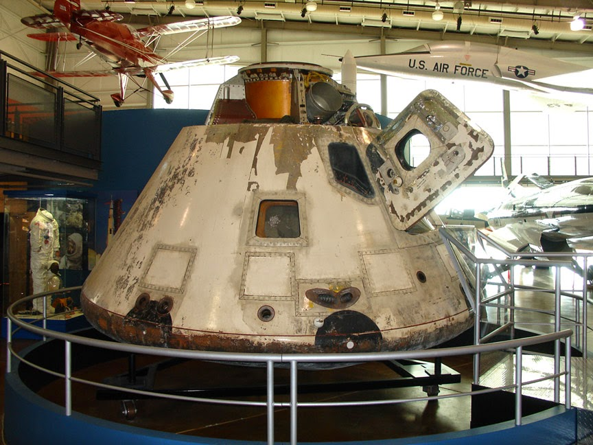 Módulo de comando del Apolo 7