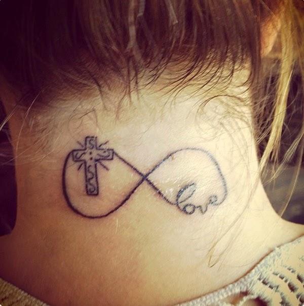 Tatuajes con el Simbolo Infinito, parte 3