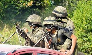 Confirman hostigamiento a base de las fuerzas del orden en Vilcabamba