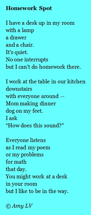 I tried to do my homework poem by jack prelutsky