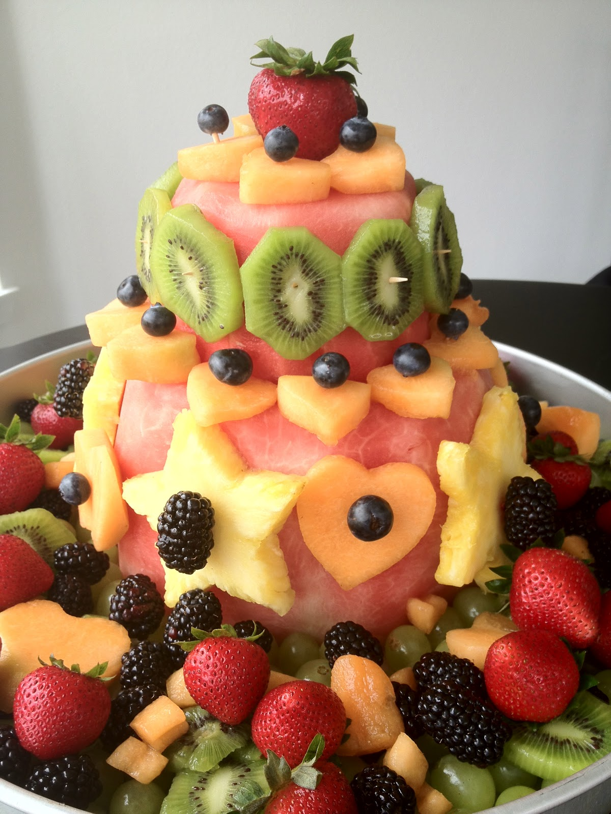 Watermelon Cake   VIVAGYPSY ROCKS!!!