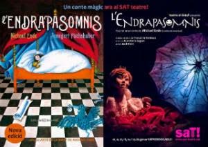 Espectacle infnatil L'endrapasomnis SAT Teatre