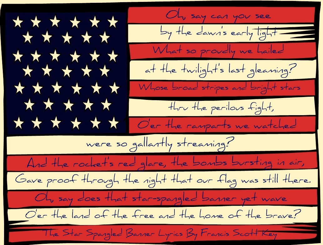 4 of july lyrics