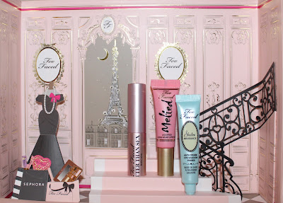 Le Grand Palais de Too Faced