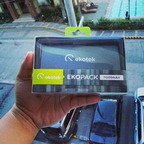 TeknoGadyet Giveaway: Ekotek Ekopack 11000mAh Power Bank