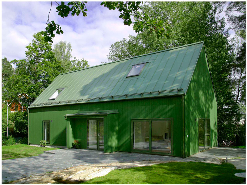 Neocribs Swedish Modern House Liding Stockholm