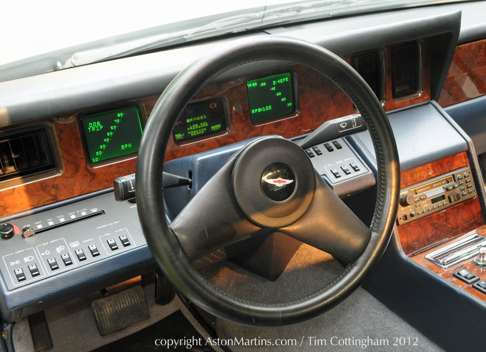 Net Cars Show Aston Martin Lagonda 1976 90 Series 2 4