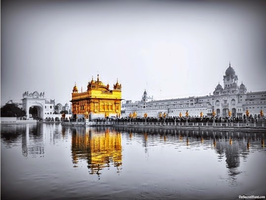 Amritsar Golden Temple HD Wallpapers Download