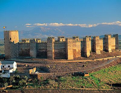 Ciencias sociales 2 cc ss tema 6 el castillo de ba os de la encina - Castillo de banos de la encina ...