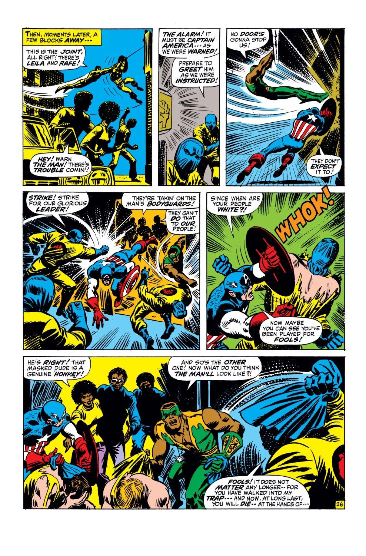 Captain America (1968) Issue #143 #57 - English 27