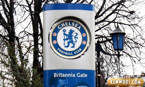 chelsea britannia gate