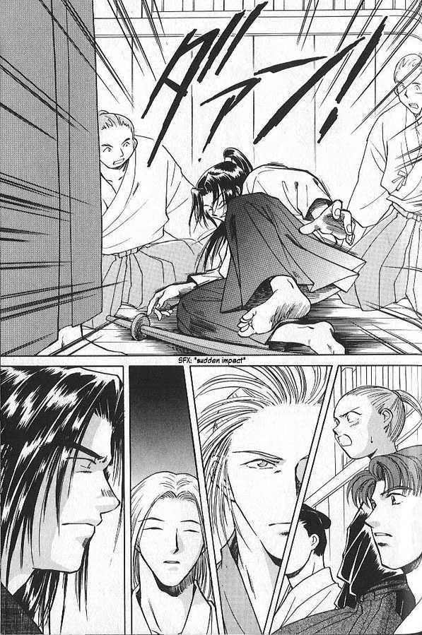 Soshite Haru No Tsuki chap 3 - Trang 8