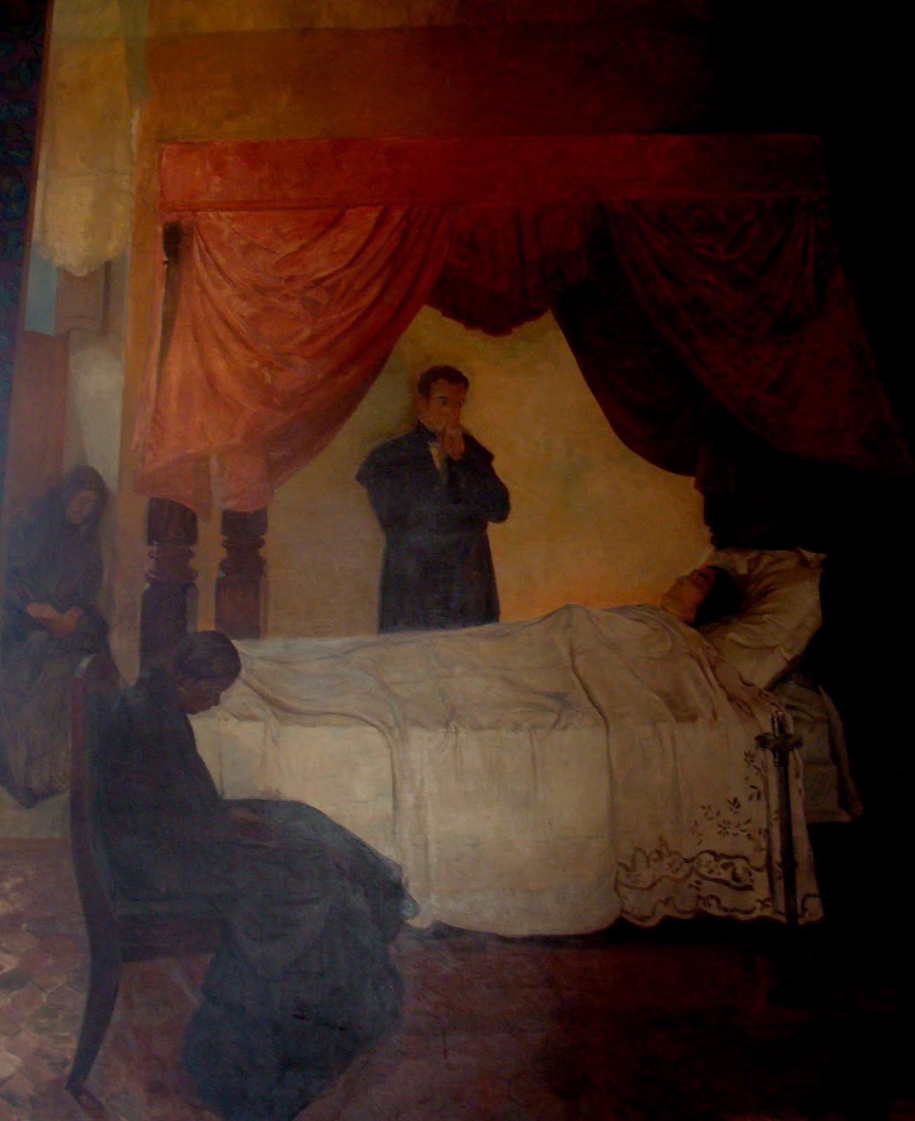 Esquinas de Caracas Muerte de María Teresa única esposa de Bolívar