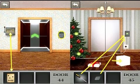 Best Game App Walkthrough 100 Locked Doors Level 41 42 43