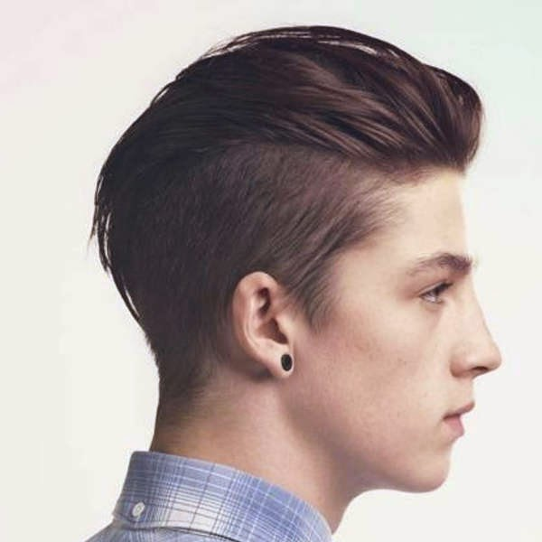 Foto Model  Rambut Gaya Baru