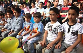 مهرجانات ايران لتوائم