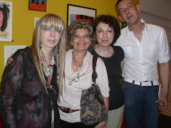 Consejo Editor junto a Paulina Vinderman