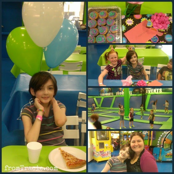 Birthday Party At Airheads Trampoline Arena