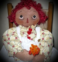 Raggedy Ann has my ♡♡♡♡♡♡♡♡♡♡