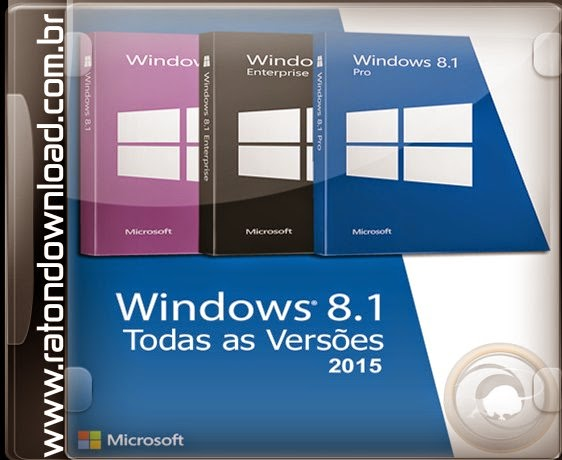 download windows 8 64 bits pt-br + ativador