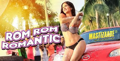 rom rom romantic lyrics