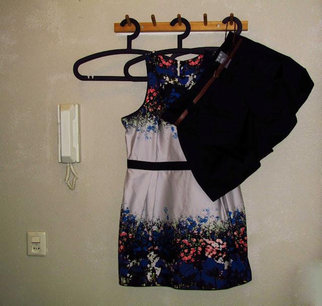 primark dress, primark shorts