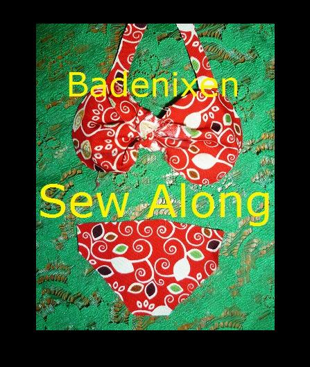 Badenixen Sew-Along Juni 2014