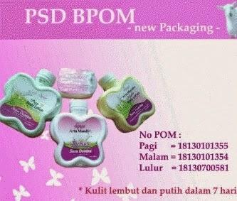 Paket Pemutih Lulur Susu Domba BPOM Original Asli Thailand