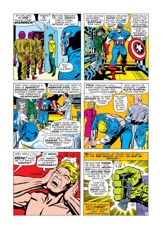 Captain America (1968) Issue #104 #18 - English 5