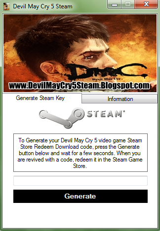 steam redeem code