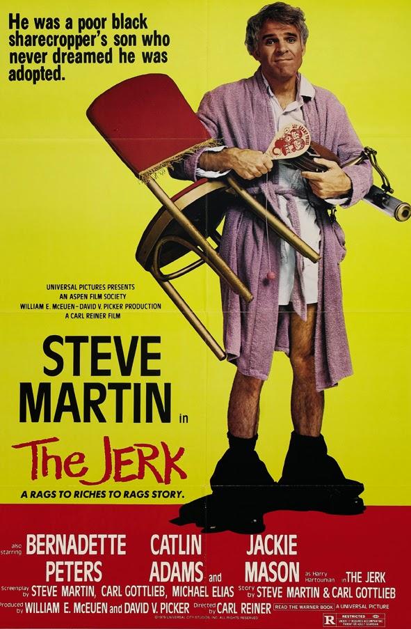 The Jerk - Szajbus - 1979